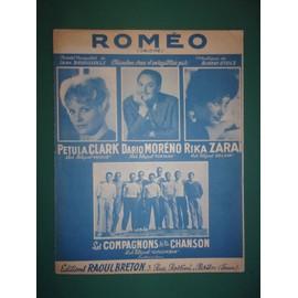 "Petula Clark, Dario Moreno ""Romeo"""