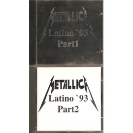 Latino ' 93 - Part 2 - Live in Buenos Aires - Soundboard