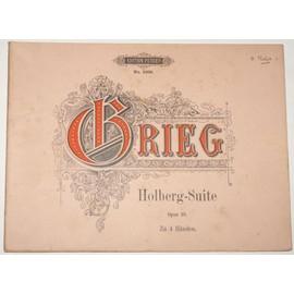 Holberg-Suite opus 40