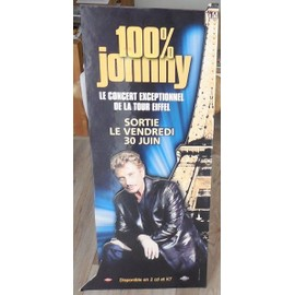 PLV JOHNNY HALLYDAY 100 % JOHNNY