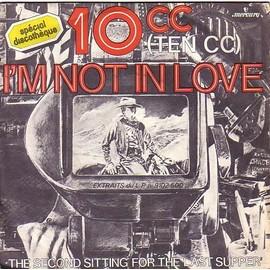 10cc: I'm Not In Love