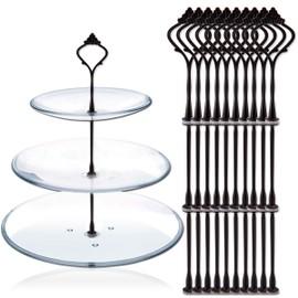 presentoir gateaux 3 etages. Black Bedroom Furniture Sets. Home Design Ideas
