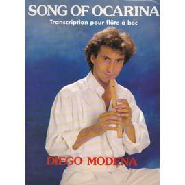 SONG OF OCARINA Transcription pour Flûte à Bec [Livre en tissu]
