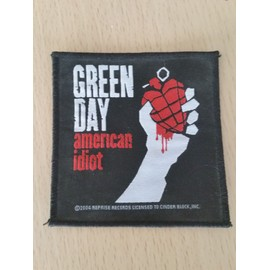 Patch Green Day American Idiot