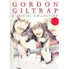 Gordon Giltrap - A special collection - partitions guitare tab