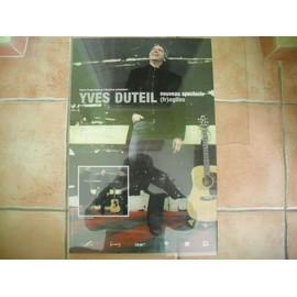 affiche concert YVES DUTEIL