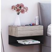 etagere murale pas cher ou d 39 occasion sur priceminister rakuten. Black Bedroom Furniture Sets. Home Design Ideas