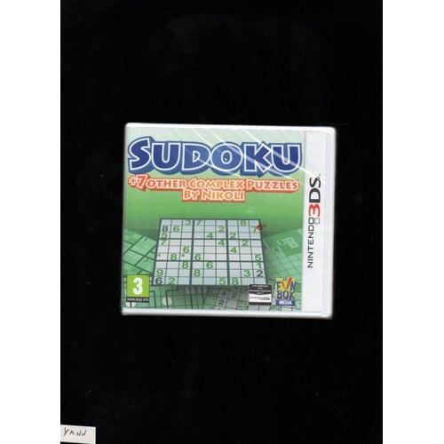 Sudoku + 7 Puzzles 3DS