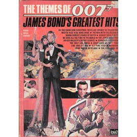THEMES OF 007 JAMES BOND S GREATEST HITS