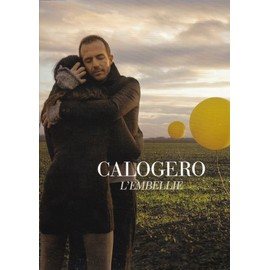 Calogero l'Embellie - partitions piano & chant & guitare tablatures