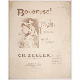Boudeuse ! The Farewell, par Charles Zeller
