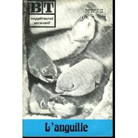 Bibliotheque de Travail - Supplement N°399 Au Bt N°844 - L'anguille d'occasion  Livré partout en France