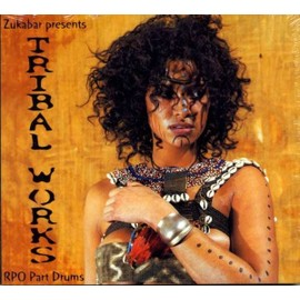 zukabar presents tribal works rpo part drums spiritual vibe