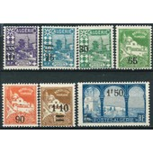 Timbre Algerie Neuf N° 85 ** Vue Prise De Mustapha Topical Stamps Africa