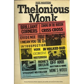 thelonious monk jazz masters