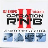 Operation R'n'b Vol. 2 : Old School - New School - Dj Snipe