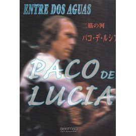 Entre Dos Aguas - partition guitare