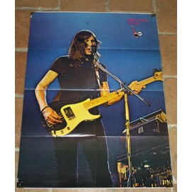affiche poster magazine best roger waters pink floyd 77x55cm