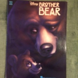 Brother Bear - Frère des ours score partition piano chant accords bande originale