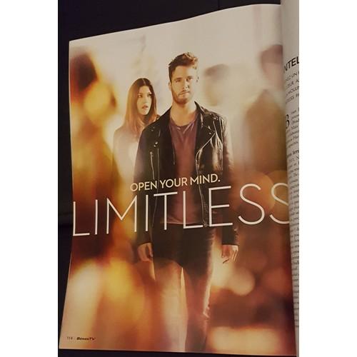Poster a4 limitless