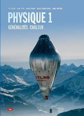 Physique 1 - Generalites - Chaleur