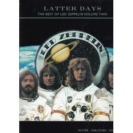 Led Zeppelin: Latter Days (Best Of Led Zeppelin Vol 2)