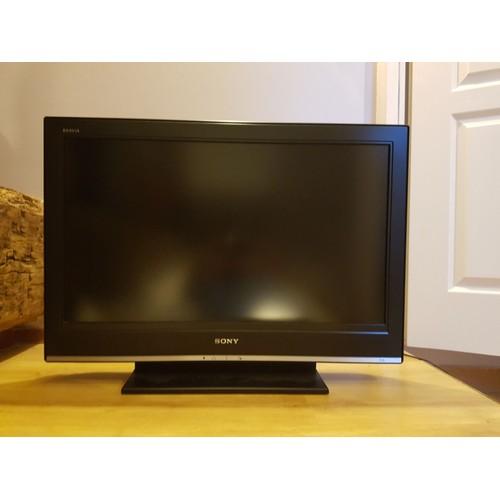 sony kdl 32s3000 32 bravia tv lcd ecran large 720p hd ready noir