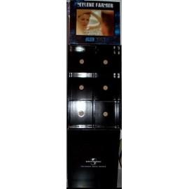 Mylene Farmer Plv petit Box Bleu Noir