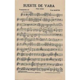 SUERTE DE VARA - EL CHULO