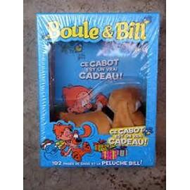 Coffret Boule & Bill Peluche Bill et une bande dessinée de 192 pages DUPUIS - Dupuis