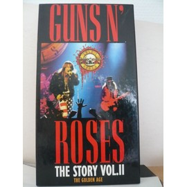 guns and roses the story vol 2