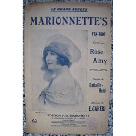 Marionnette's (Fox-Trot)