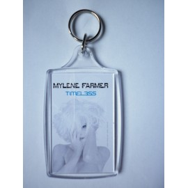"Mylene Farmer concert ""Timeless 2013"" Porte Clé Timeless"