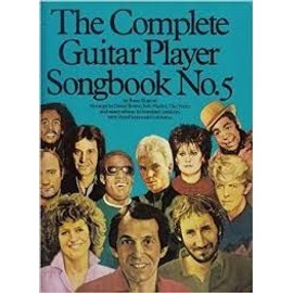 The complete guitar player songbook No5