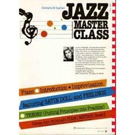 Jazz master class