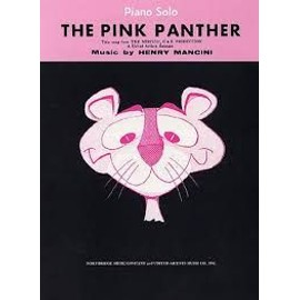 the pink panther piano solo