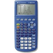 Texas Instruments Ti-82 Stats Bleue - Calculatrice Graphique