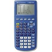 Texas Instruments Ti-82 Stats Bleue - Calculatrice Graphique