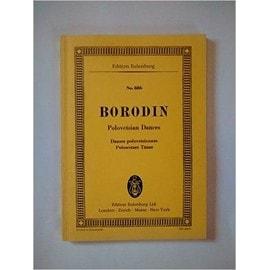 Borodine Polovtsian Dances Orchestre Eulenburg Prince Igor