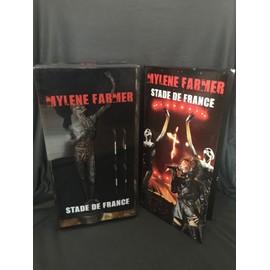 "coffret Myléne Farmer ""Stade de France"" complet"
