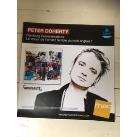 pete DOHERTY HAMBURG DEMONSTRATIONS PLV FORMAT 33 T 2017