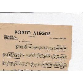 PORTO ALEGRE - SAMBA COUCOU