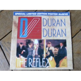 The reflex / new religion USA POSTER COVER Rare