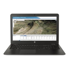 HP ZBook 15u G3 Mobile Workstation - Core i7 6500U / 2.5 GHz - Win 7 Pro 64 bits (comprend Licence Windows 10 Pro 64 bits) - 8 Go RAM - 256 Go SSD HP Z Turbo Drive - 15.6 quot; IPS 1920 x 1080 (Full...