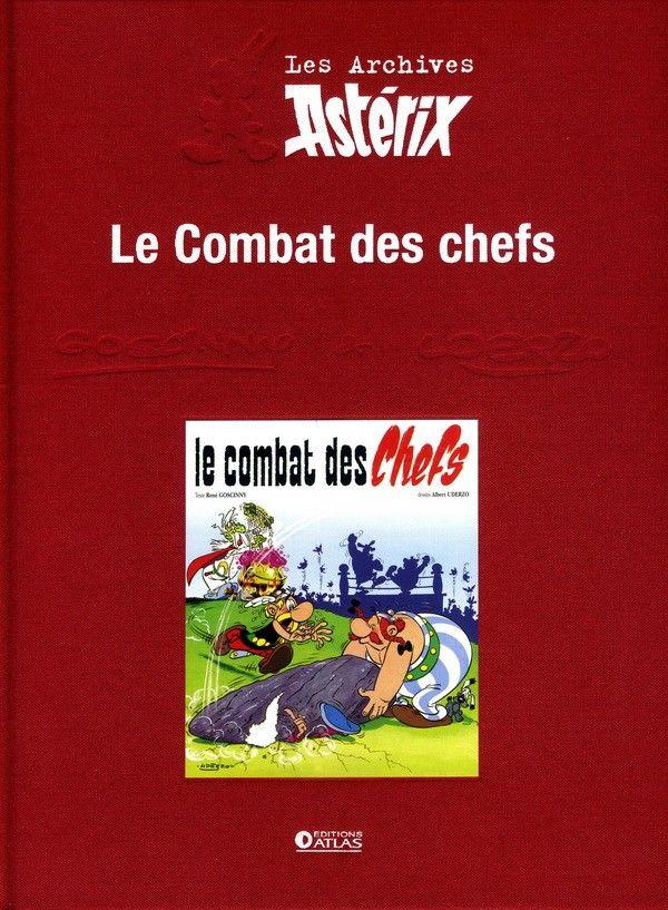 Les archives Astérix - Le combat des chefs de Goscinny Et Uderzo