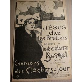 JESUS CHEZ LES BRETONS  Théodore BOTREL