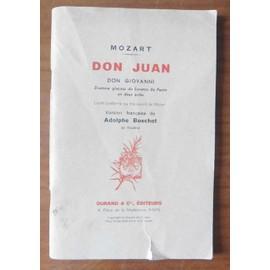 Don Juan Don Giovanni