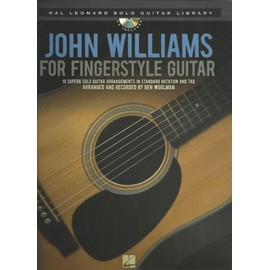 John WILLIAMS for Fingerstyle Guitar