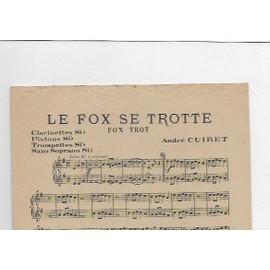 Le Fox Se Trotte - Minouchette
