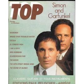 TOP SIMON AND GARFUNKEL